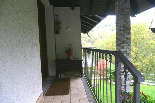 villa bifamiliare Sovazza di Armeno mq 140 Euro 290.000 - Foto 6