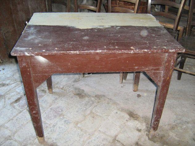 Antico tavolino primi '900