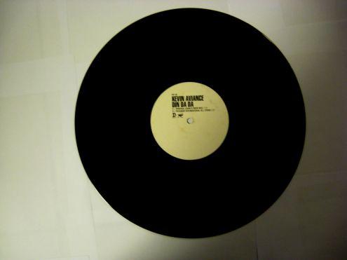 Vinile 45 rpm promo - Kevin Aviance DIN DA DA - Foto 4