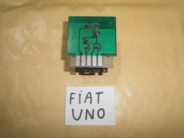 Interruttore pulsante vetri elettrici Fiat uno turbo  i.e. 1°s prima serie  … - Foto 6