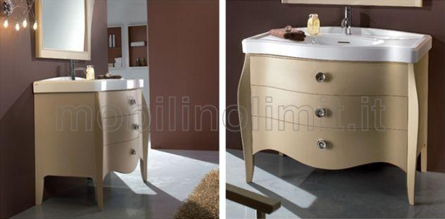 Mobile Bagno 3 Cassetti - Style - Nuovo - Foto 2 - arredamento casa ...