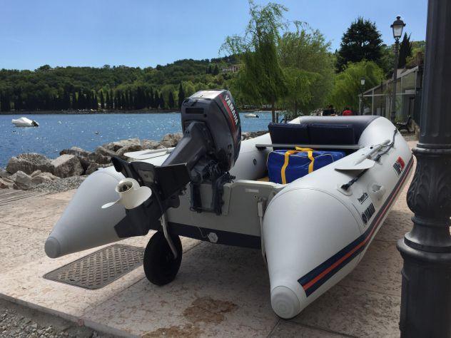 Noleggio barca gommone lago di Garda - Foto 2