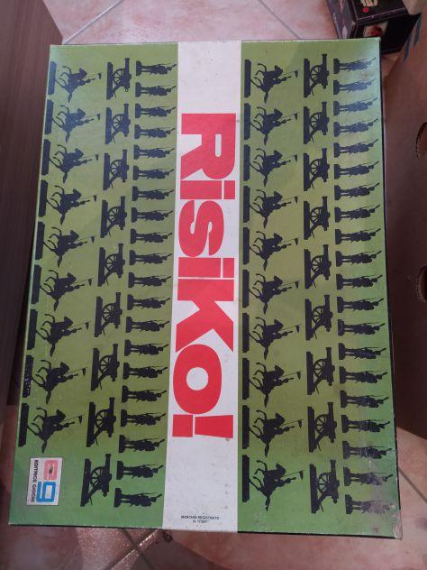 R74 - GIOCO - RISICO