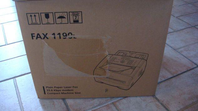 Fax RICOH 1190L - Foto 5