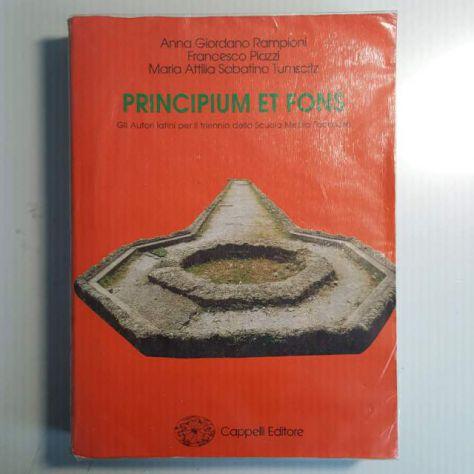 Principium Et Fons - Rampioni, Piazzi, Tumscitz - Foto 2