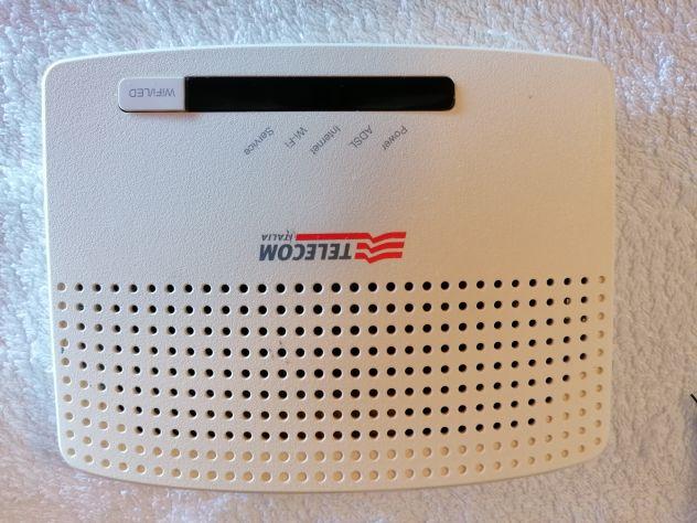 MODEM ADSL TELECOM con Wi-Fi