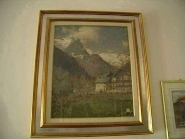 QUADRI A OLIO DEL 900 / MEDAGLIERE LIBERTY (TIFFANY) - Foto 3