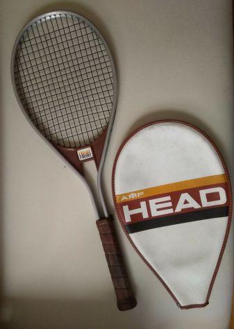 Racchetta tennis AMF Head Big Spot da collezione (LEGGERE TESTO)