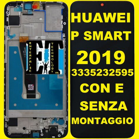 HUAWEI P SMART 2019 DISPLAY LCD