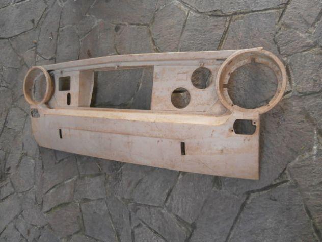 """Calandra anteriore Fiat 124 berlina prima serie """"NUOVA"""" Front pan … - Foto 3"""