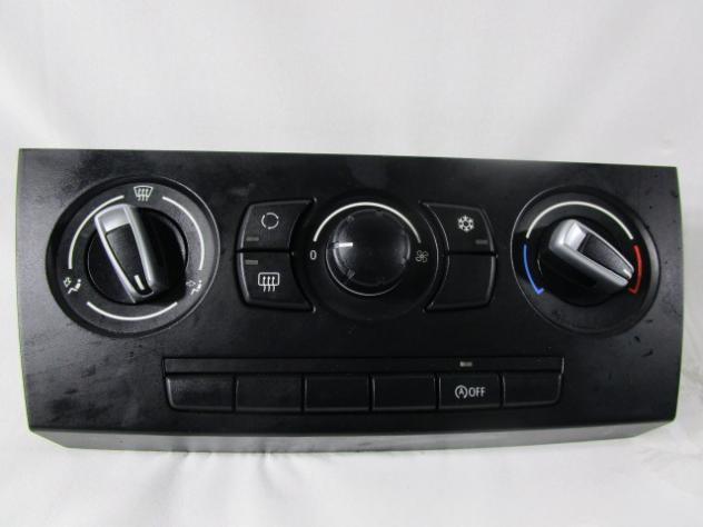 9236779 CENTRALINA CONTROLLO ARIA CONDIZIONATA CLIMA A/C BMW 318D SW 2.0 10 …