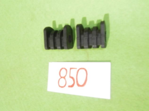 Tasselli barra stabilizzatrice Fiat 850 special berlina NUOVI - Foto 2