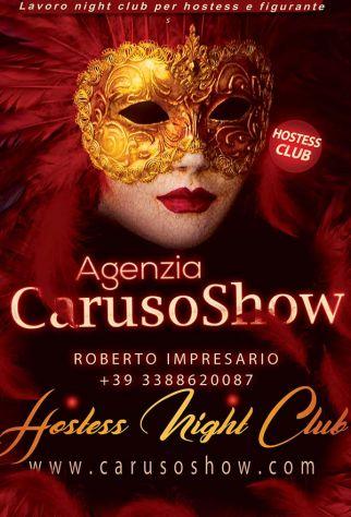 Per locali eleganti night club selezioni hostess figuranti si sala