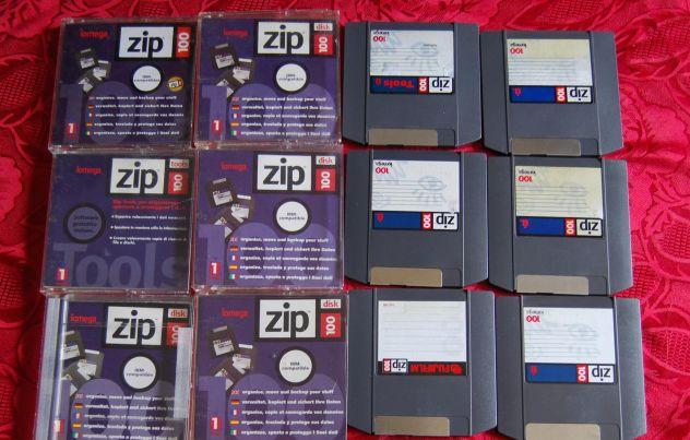 Floppy per iomega zip 100mg