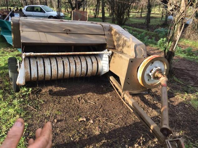 Macchine agricole ABG Imballatrice SGORBATI - Foto 3