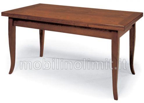 Tavolo con allunghe (180x90) - Nuovo