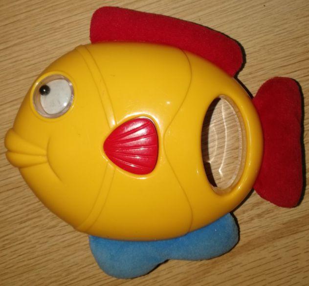 Gioco Pesce Sonoro Bontempi Prima Infanzia