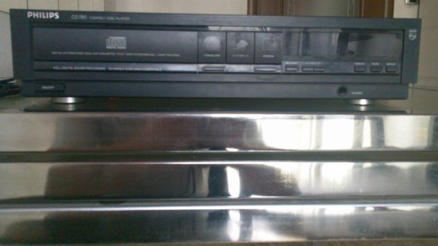 LETTORE STEREO CD PHILIPS mod.CD780