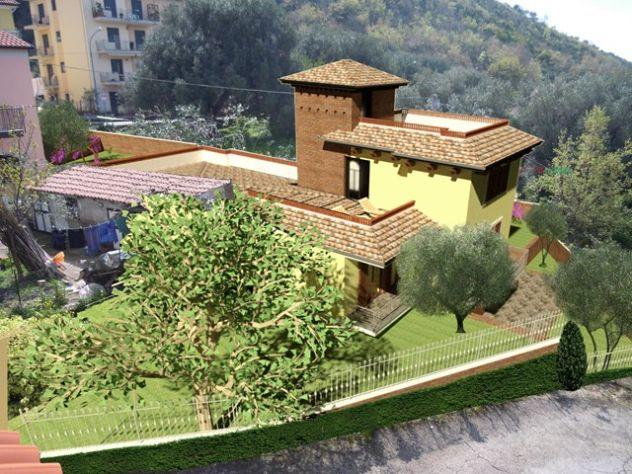 terreno con progetto via Roma - Foto 3