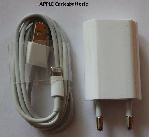 Apple caricabatterie completo Lightning