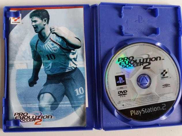 Pro evolution soccer 2 ( x ps2 ) - Foto 2