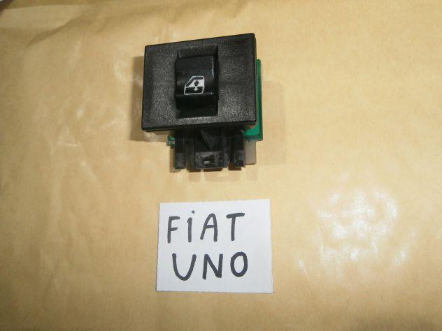 Interruttore pulsante vetri elettrici Fiat uno turbo  i.e. 1°s prima serie  … - Foto 2