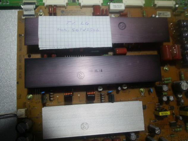 Ricambi TV LG modello 50PV250A - Foto 5