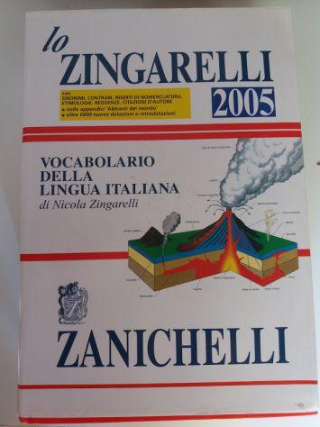 VOCABOLARIO DELLA LINGUA ITALIANA - 2005 - Foto 7