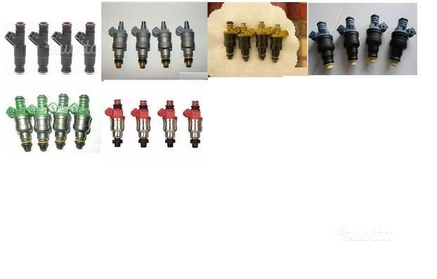 Iniettori benzina vario tipo