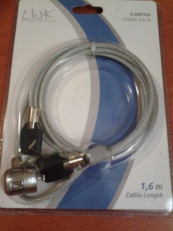 Cable Lock ancora imballato - Foto 2