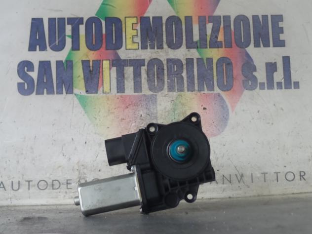 MOTORINO ALZACRISTALLO PORTA POST. SX. BMW SERIE 3 (E90/E91) (02/0512/11