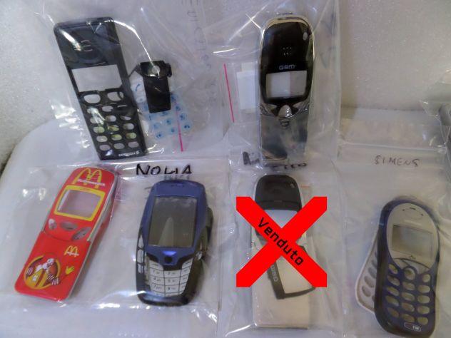 Ricambi e cover cellulari vintage ( Nokia, Ericsson, Motorola ) NUOVI - Foto 5