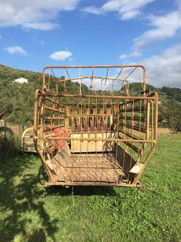 Macchine agricole ABG Mini autocaricante FORT - Foto 2