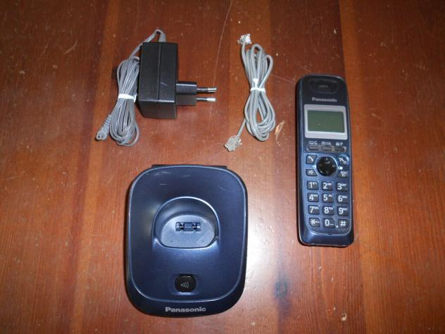 Telefono cordless Panasonic Usato
