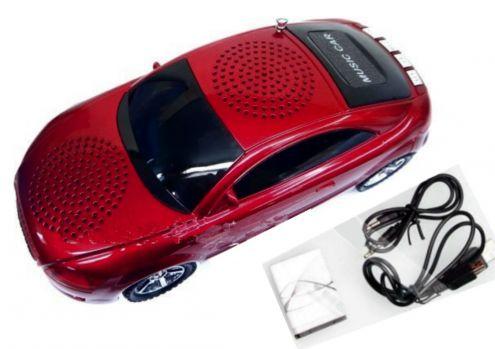 LETTORE PLAYER MP3 CON RADIO A FORMA DI AUTO