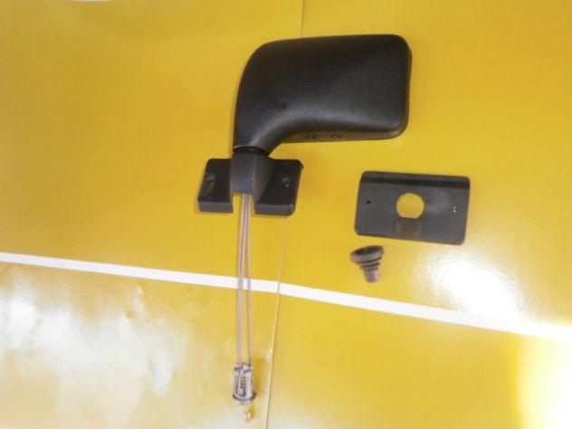 Specchietto retrovisore esterno Autobianchi A112 NUOVO lato guida - Foto 3