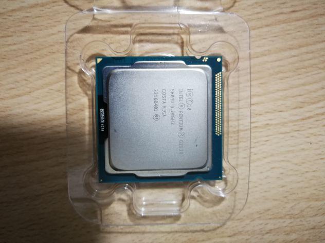 Cpu intel pentium G2130 3.20 GHz  con dissipatore