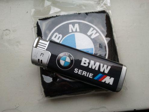 ACCENDINO PERSONALIZZATO BMW SERIE M3 M5 M6 X1 X3 X6 Z4  MOTORRAD MOTORSPOR … - Foto 3