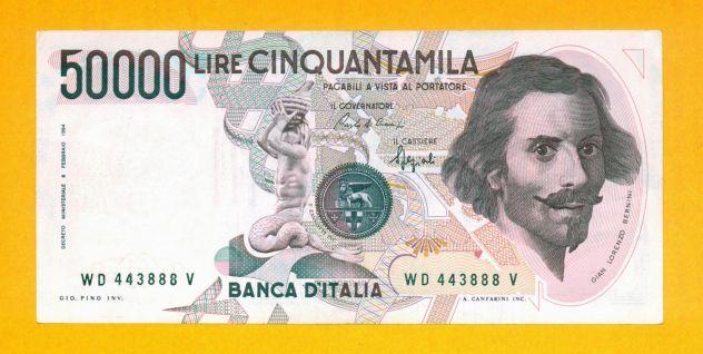 Banconota da 50.000 L. (1984)