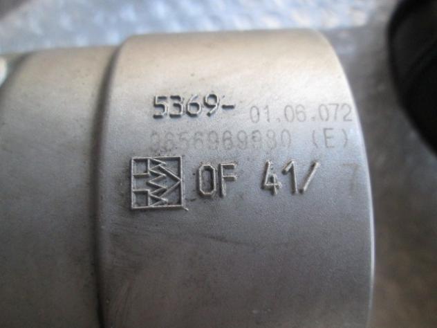 PEUGEOT 207 1.4 D 50KW 5M (2007) RICAMBIO SCAMBIATORE RADIATORE OLIO 085696 … - Foto 2