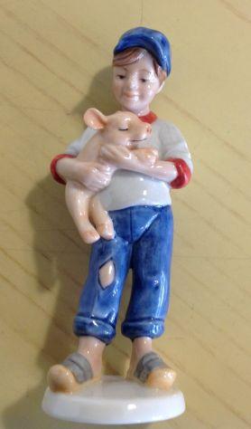 Bing & grondahl figurina dell'anno 2003
