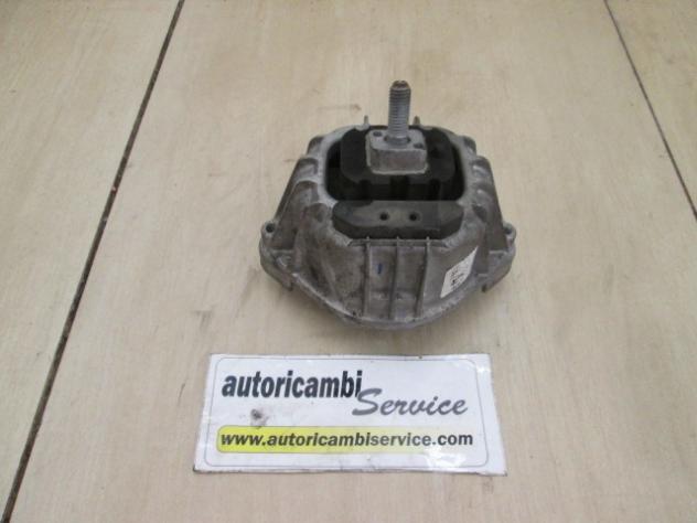 22116850329 SUPPORTO MOTORE BMW 318D E91 2.0 D 6M 5P 105KW (2008) RICAMBIO USATO
