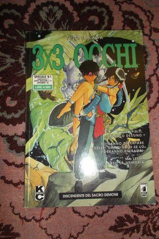 Speciale kappa magazine n°1(star comics,1993 )