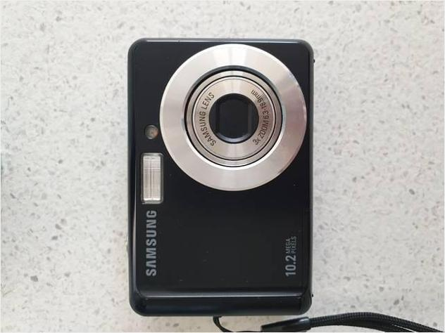 Vendo macchina fotografica Usato