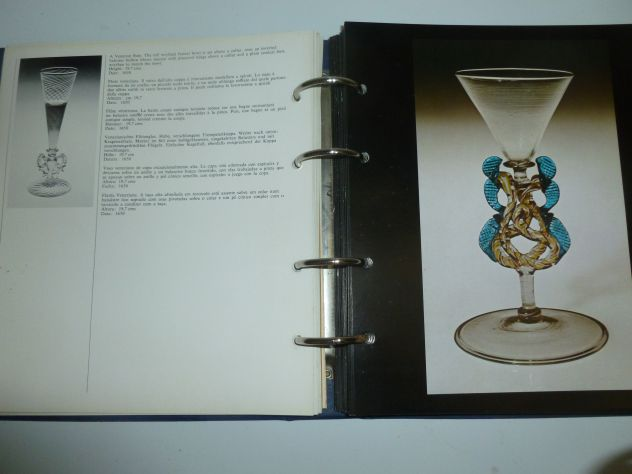 CINZANO GLASS COLLECTION - ediz. 1974 London - Foto 4