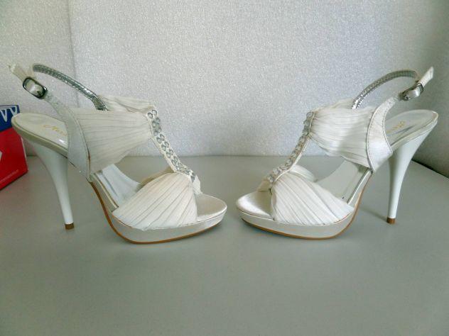 buy popular 95536 083aa Scarpe da donna Da cerimonia (NUOVE) Stock magazzino ...