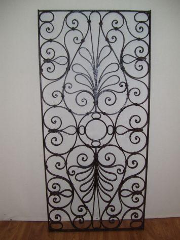 Ringhiera ferro battuto annunci treviso for Compro arredamento usato