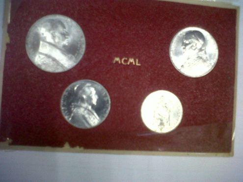 Monete Vaticano PIO XII