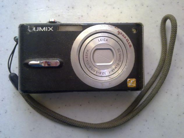 Lumix Panasonic DCM FX9 per pezzi ricambio