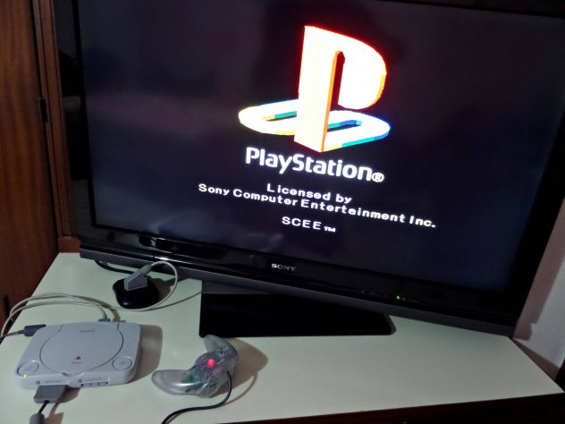Playstation One SCPH-102 (anno 2000 circa) MOD. - Foto 2